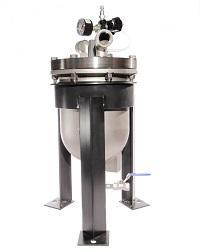 Fully Pneumatic Spillstop System