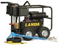 Cold Water Pressure Washers by Landa