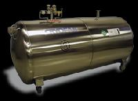 Horizontal Cryogenic Storage Tanks