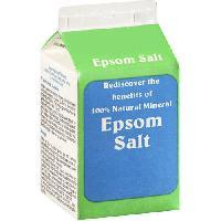 iEpsom Salt