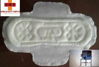 Medium Capacity Sanitary Napkin Making Machine
