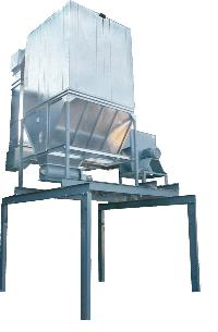 Cs Round Bag Dust Collector
