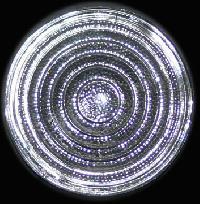 Round Fresnel Lens