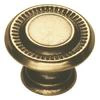 Manor House Lancaster Hand Polished Cabinet Knob