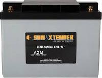 Concorde SunXtender AGM Solar Batteries