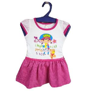 Baby Girl Cotton Frocks