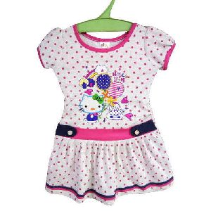 Baby Girl Printed Cotton Frocks