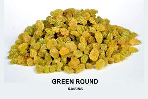 Green Round Raisins