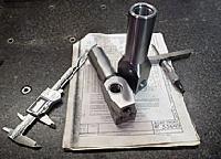 Hydraulic Fluid Filter Machining