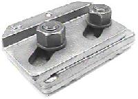 Interlocking Adjustable Crane Rail Clips
