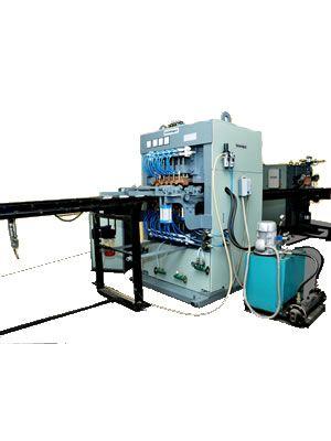Multispot And Dc Seam Welding Machines