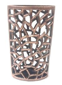 antique look flower vase 3