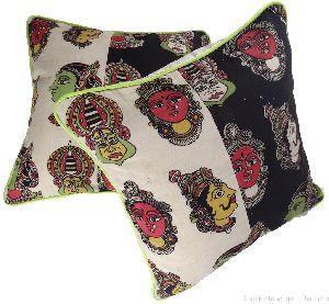 Kalamkari Pillow Covers