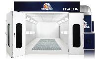 Italia Downdraft Paint Booth