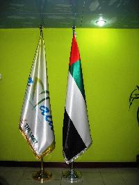CONFERENCE FLAGS