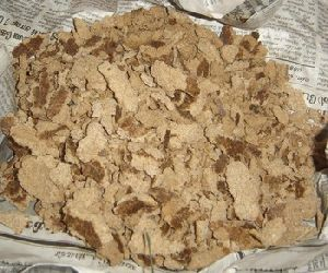 Coconut De Oiled Cake
