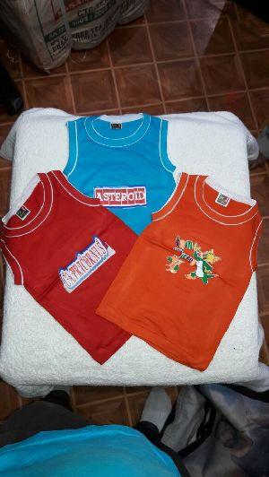Boys Sleeveless T-shirts