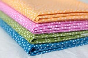 Cotton Blends Fabrics
