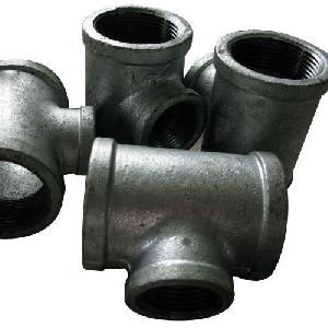 Stainless Steel Pipe Tee casting