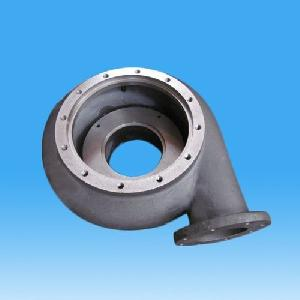 Centrifugal Pump Housing Casting