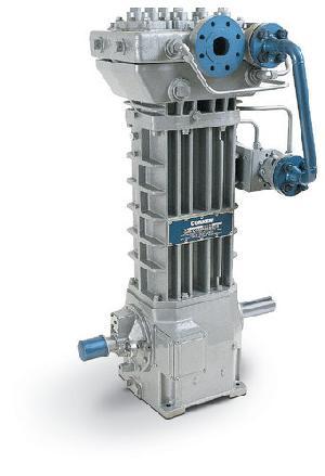 Reciprocating Gas Compressor casting
