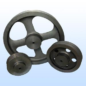 Pulley Wheels Casting