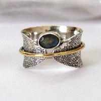 925 Silver gemstone handmade ring