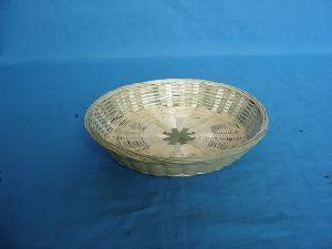 Natural Bamboo Bread Baskets