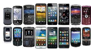 Branded  Mobile Phones