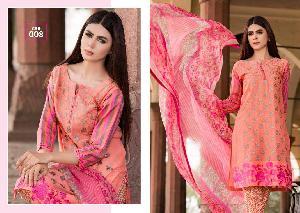 Charizma Lawn Pakistani Suit