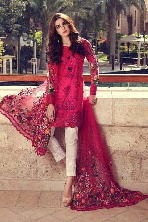 Maria B Lawn Pakistani Suit