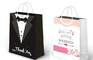 wedding and ceremonial promotional fancy bags