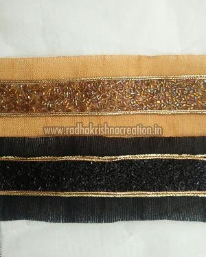 Dhupian Clothes Fusing Pipe Work Laces