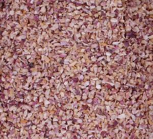 Dehydrated Minced Pink Onion