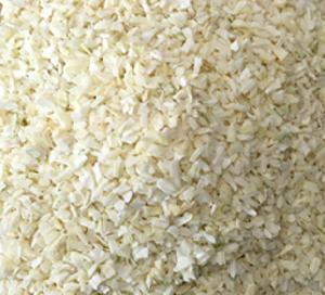 Dehydrated Minced White Onion