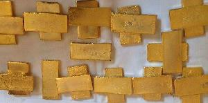 Gold Dore Bars - Manufacturers, Suppliers & Exporters in India