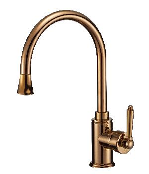 Lead Free Single Lever Kitchen Faucets
