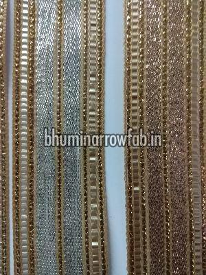 Golden China Saree Laces