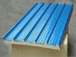 PUF Sandwich Roof Panels