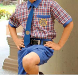 Boys Private School Uniform