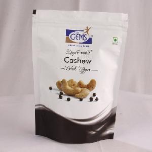 black paper cashew