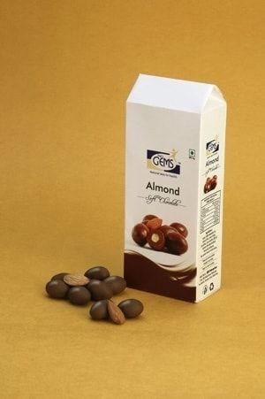 Soft Chocolate Almond