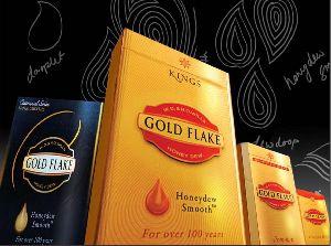 Gold Flake Cigarettes
