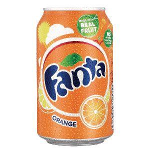 Fanta Soft Drinks
