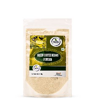200g N2B Green Coffee Beans Powder