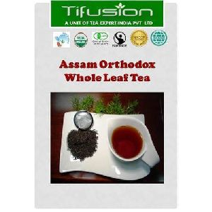 Assam Orthodox Whole Leaf Black Tea