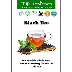 Orthodox Whole Leaf Black Tea