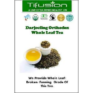 Darjeeling Orthodox Whole Leaf Black Tea