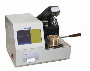 Closed-Cup Flash Point Tester