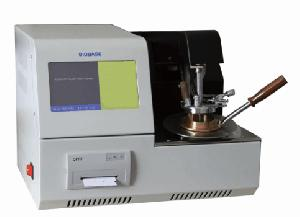 Open-Cup Flash Point Tester